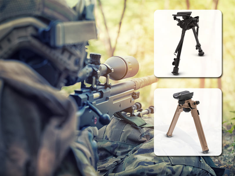 best bipod for weatherby vanguard