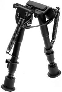 Hardened Steel AWAVO Bipod