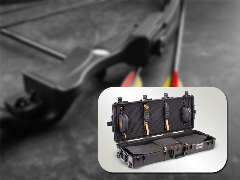 best bow cases for air travel