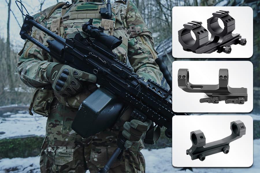 best one piece scope mount