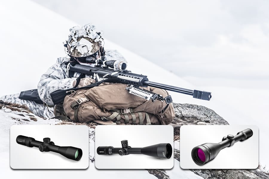 best scope for 50 beowulf