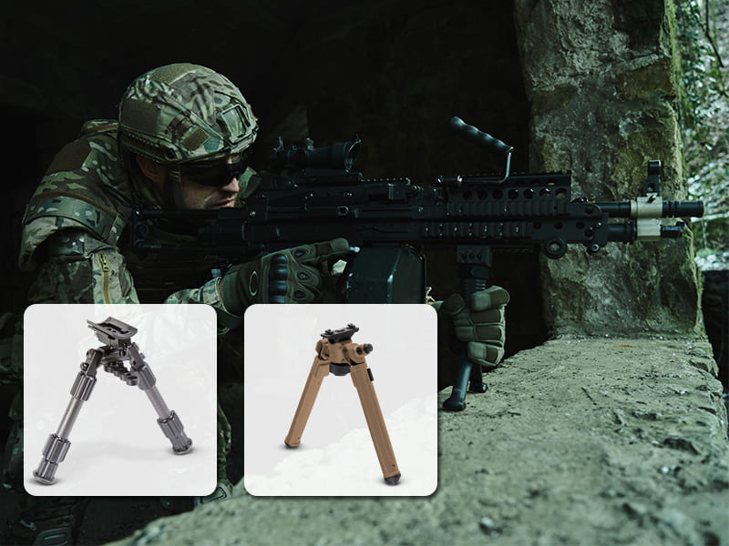 long range accuracy bipod