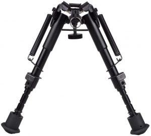 TMS Adjustable Spring Return Sniper Bipod