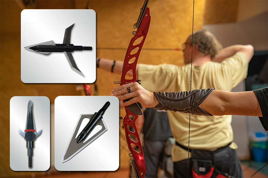 best broadhead for low poundage bows